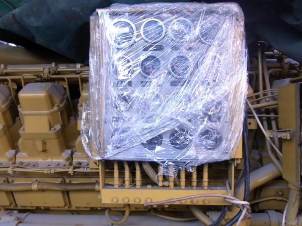 1600KW卡特发电机