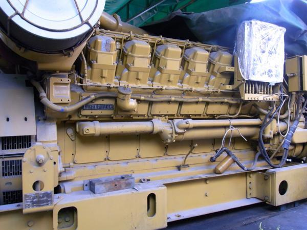 3516卡特彼勒柴油发电机组